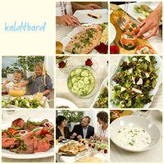 17. mai-maten! Cobb Salad, Tapas, Buffet, Food And Drink, Norway, Kitchen, Parties, Holidays, Fiestas