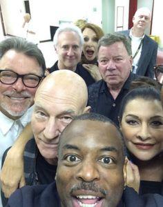 Star Trek Selfie!