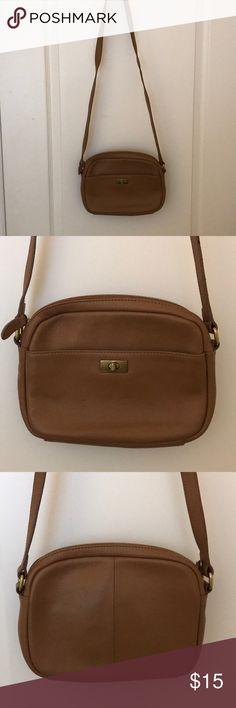J. Crew crossbody bag - 100% leather 100% leather small cross body bag. J. Crew Bags Crossbody Bags