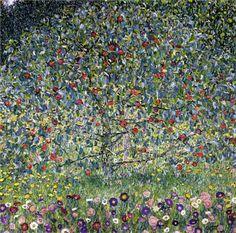 Apple Tree - Klimt c. 1912