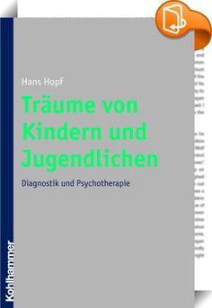 Träume von Kindern finden in der Psychotherapie kaum Beachtung, da kleinere Kinder seltener Träume erzählen und kaum Einfälle äußern. Therapeuten sind unsicher, wie mit den Träumen umzugehen ist, zumal es wenig Literatur gibt. Dabei können Träume sowohl bei der Erstellung einer Diagnose als auch beim Einstieg in eine tiefere Bearbeitung von Konflikten hilfreich sein. In diesem Buch werden die wichtigsten Erkenntnisse über das Träumen von Kindern und Jugendlichen aus kinderpsychoanalytischer…