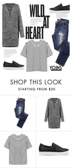 """""""Yoins"""" by lily1lol ❤ liked on Polyvore featuring women's clothing, women, female, woman, misses, juniors and yoins"""