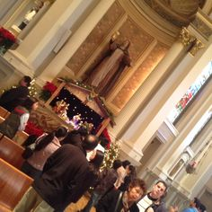 Christmas environment @ the Cathedral 2014
