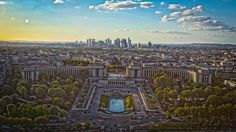 A View of Paris from the Eiffel Tower | by xeno_sapien