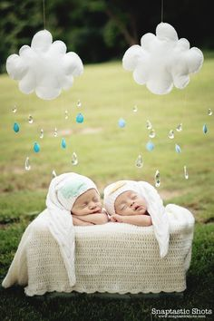 Rain cloud mobiles  nursery  White cloud and by LullabyMobiles, $108.00