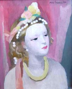 Marie Laurencin (French 1883-1956)