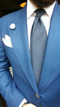 MenStyle1- Men's Style Blog - Blue/Navy men's style FOLLOW for more pictures. ...