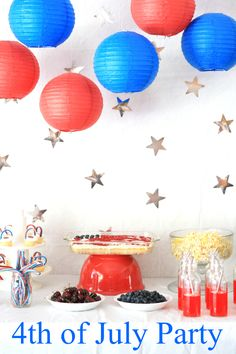 food network 4th of july party ideas