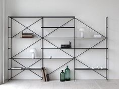 NordicEye - Scandinavian Design | נורדיק איי - עיצוב סקנדינבי | Graphic shelving system #scandinaviandesign