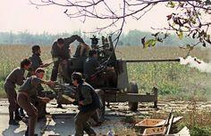 JNA Bofors L40, Battle of Vukovar.