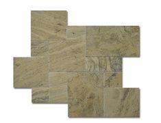 Byzantine Travertine Tiles Travertine Tile Backsplash, Travertine Floors, Stone Flooring, Quartz Countertops, Granite, Versailles Pattern, Tile Stores, Outdoor Tiles, Flooring Store