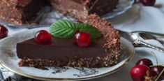Sütés nélküli csokoládés csoda! Kóstolj bele ebbe a finomságba! Truffles, Pudding, Cake, Food, Custard Pudding, Kuchen, Essen, Truffle, Puddings