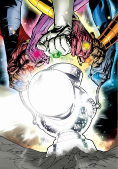 Green Lantern by Ryan Sook