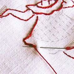 how to for every embroidery stitch