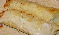 Mercado's Life Lessons: Three Cheeses and Shrimp Manicotti