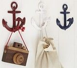 Shop nautical diaper bag from Pottery Barn Kids. Find expertly crafted kids and baby furniture, decor and accessories, including a variety of nautical diaper bag. Nautical Bedroom, Nautical Bathrooms, Nautical Home, Sea Theme Bathroom, Anchor Bathroom, Pirate Bathroom, Nautical Gifts, Bathroom Hooks, Pottery Barn Kids