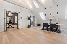 FINN – Frogner - Stor, eksklusiv og moderne toppleilighet med heis, garasje, takterrasse, fjordutsikt og svært høy standard