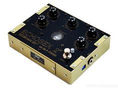 Gurus Echosex 2º LTD *Brand New* Binson Echorec pedal