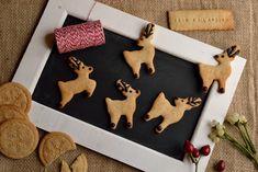 Pepparkaka1 Gingerbread Cookies, Desserts, Christmas, Food, Reindeer, Natal, Ginger Cookies, Postres, Xmas