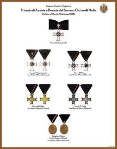 I NOSTRI AVI • Leggi argomento - Tavole ordini AUSTRIA-UNGHERIA (Nuove) Arts Award, Emblem, Austria, Awards, Jewelry, Decoration, Royals, Badge, Schmuck