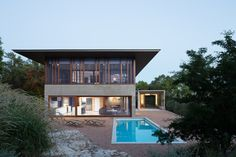 Gallery of Balcones House / Mell Lawrence Architects - 1