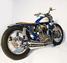 Kingston Custom: Yamaha XS 650 Bratstyle