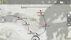 Ever wanted to use your phone as a GPS navigator in the outdoors? Here's a step by step guide to finding the maps, creating trails and waypoints and then using them on your Android phone.