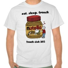 1000 images about french nhs club on pinterest for French club t shirt