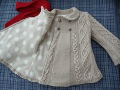 warm coat for girls - crafts ideas - crafts for kids
