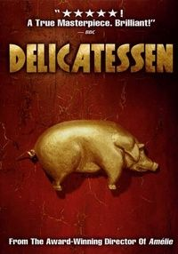 Poster for ''Delicatessen''.