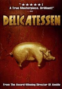 Poster for ''Delicatessen''.