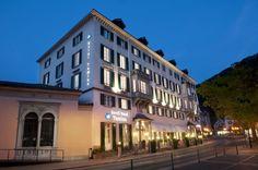 Hotel Tamina - Bad Ragaz, Switzerland. Lovely, efficient.