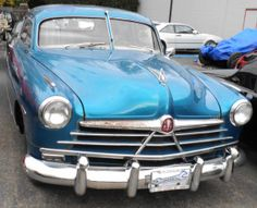 1950 Hudson Pacemaker 2 Door for sale | Hemmings Motor News