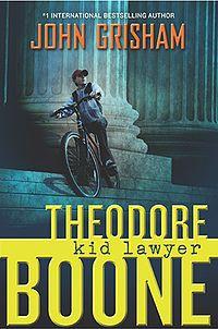 Theodore Boone - Kid Lawyer:  Good read.