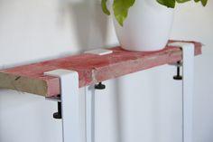 Retrouvez les créations réalisées avec nos pieds de tables design Table Diy, Blog Deco, Entryway Bench, Creations, Instagram Posts, Furniture Ideas, Tables, Home Decor, Unique Furniture