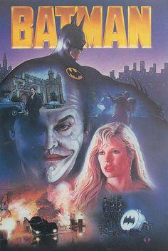 Steve Shamburger '89 (Batman 1989 25th Anniversary)