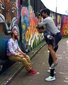 Graffiti streetart Berenkuil Eindhoven x Behind the scenes Breaking Rocks Clothing outdoor shoot. #breakingrocks #graffitistyle #Eindhoven #berenkuil #graffiti #streetart #streetwear #streetstyle #streetfashion #streetlove #urbanstyle #streetartist #colors #colorful #alloverprint #behindthescenes #spontaneously