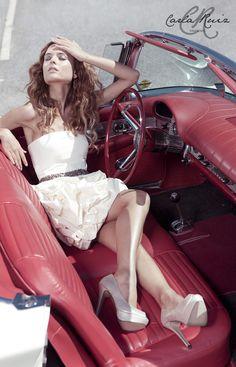 Vestido de Fiesta de Carla Ruiz 2012 - Modelo 86394