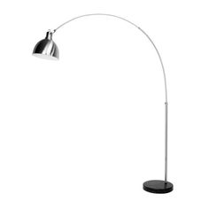 """London 59"""" Arched Floor Lamp"""