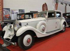 1934 Rolls-Royce Phantom II Sedanca by Fresstone & Webb 