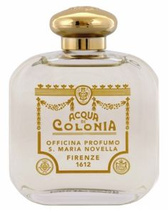 Acqua di Cuba Santa Maria Novella for women and men