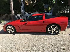 2008 Chevrolet Corvette Base Coupe 2-Door - item condition used car can be seen in islamorada florida at time of listing may be taking it to my house in ocala in the next few weeks this i
