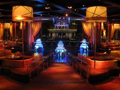 I danced my feet off here on Friday night... One of my favorite clubs in the world... XS Nightclub - Las Vegas