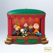 Hallmark Christmas Ornaments - Peanuts are my favorites