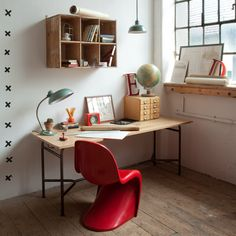 Industrial work spaces