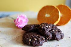 Vegaaniset suussa sulavat suklaakeksit |