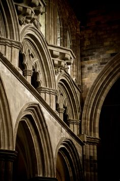 Gothic Architecture by Jonathan Ellis, via 500px