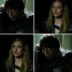 *watches this episode and gets a crazy Bellarke evangelical zeal*