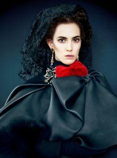 Harper's Bazaar Russia, November 2013