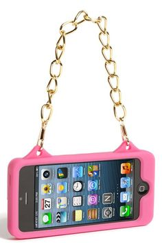 Chained up: iPhone 5 case